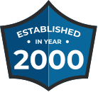 established in year 2000